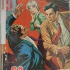 Comics : SERVICIO SECRETO Nº 455. LO PAGÓ CON SANGRE. KEITH LUGER. BRUGUERA 1959. Lote 207409691