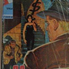 Cómics: SERVICIO SECRETO Nº 561. MARGARITA NEGRA. CLARK CARRADOS. BRUGUERA 1961. 254 PÁGINAS. Lote 207411482