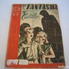 Cómics: EL FANTASMA DEL CASTILLO 1º EDICION. Lote 207642585