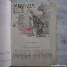Cómics: EL COYOTE- PADRE E HIJO - EDICIONES CLIPER PRIMERA EDICIÓN 1946 PRPM 34. Lote 210340948