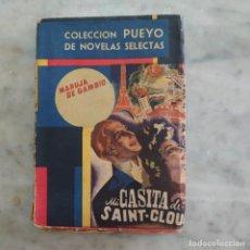 Cómics: COLECCIÓN PUEYO. Nº 210. BAJO OTROS CIELOS. MARUJA DE GAMBIO. PUEYO PRPM 34. Lote 210341043