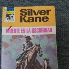Cómics: NOVELA DEL OESTE COLECCIÓN HEROES DE LA PRADERA Nº353 MUERTE EN LA OSCURIDAD. SILVER KANE. Lote 210706849