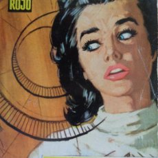 Comics : PUNTO ROJO Nº 48. LA ESCALERA DE CARACOL. SILVER KANE. BRUGUERA 1963. Lote 210781232