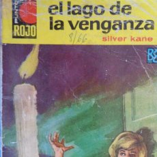 Cómics: PUNTO ROJO Nº 227. EL LAGO DE LA VENGANZA. SILVER KANE. BRUGUERA 1966. Lote 210781611
