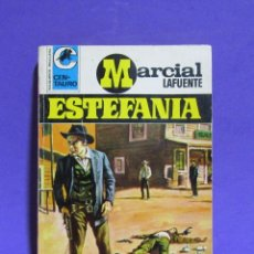Cómics: CENTAURO MARCIAL LAFUENTE ESTEFANIA N 195 ORO Y PLOMO 2 EDIC. AÑO 1973. Lote 211515771