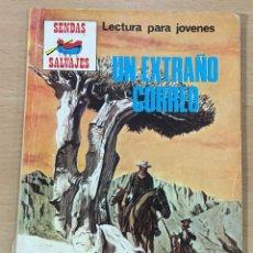 Cómics: CÓMIC PULP OESTE - SERIE SENDAS SALVAJES - UN EXTRAÑO CORREO. PRODUCCIONES EDITORIALES (1975). Lote 211847461