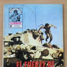 Cómics: CÓMIC II GM - SERIE COMBATE - EL FUERTE DE WADI - ARRANI. PRODUCCIONES EDITORIALES (1980). Lote 211874113
