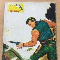 Cómics: CÓMIC PULP OESTE - COLECCIÓN SHERIFF - EL CACIQUE. EDITORIAL VILMAR (1972). Lote 211875365