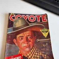 Cómics: EL COYOTE. Lote 212510582
