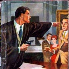 Comics : EDITORIAL BRUGUERA; SERVICIO SECRETO; YO, EL JUEZ; Nº 597; CLARK CARRADOS. Lote 212580252