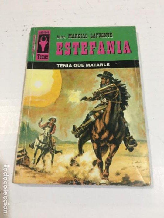 TENÍA QUE MATARLE NOVELA DEL OESTE MARCIAL LAFUENTE (Tebeos, Comics y Pulp - Pulp)