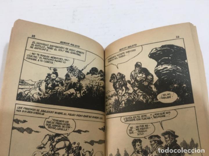 Cómics: SALVAJE OESTE LECTURA PARA JÓVENES RENCOR MALDITO - Foto 3 - 214288071