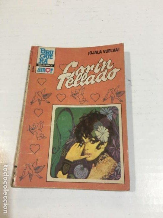 CORIN TELLADO OJALÁ VUELVA BOLSILIBROS BRUGUERA AMOR (Tebeos, Comics y Pulp - Pulp)