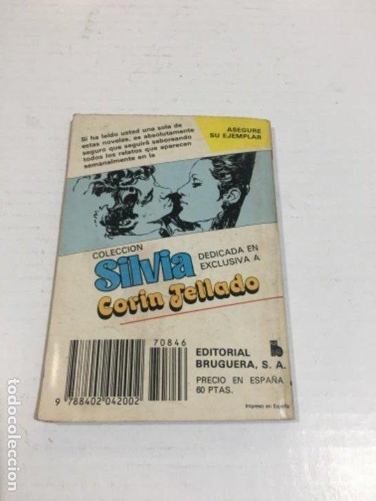 Cómics: CORIN TELLADO NUNCA TE TUVE MIEDO BOLSILIBROS BRUGUERA AMOR - Foto 2 - 214299617