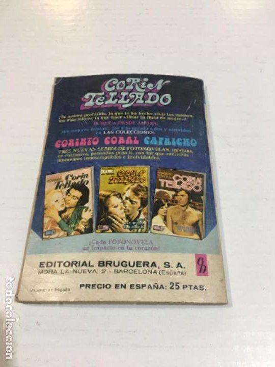 Cómics: CORIN TELLADO CORINTO APASIONADAMENTE FRÍVOLO BOLSILIBROS BRUGUERA AMOR - Foto 2 - 214299670