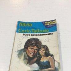 Comics : CORIN TELLADO SILVIA VIVO INTENSAMENTE BOLSILIBROS BRUGUERA AMOR. Lote 214299727