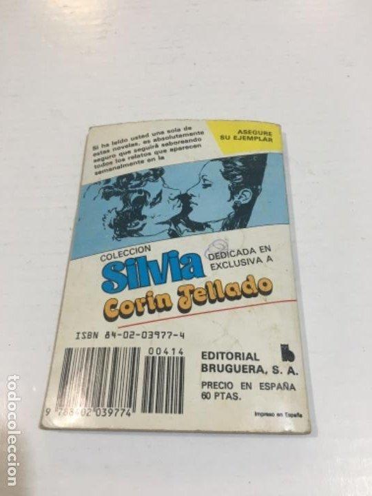 Cómics: CORIN TELLADO SILVIA VIVO INTENSAMENTE BOLSILIBROS BRUGUERA AMOR - Foto 2 - 214299727