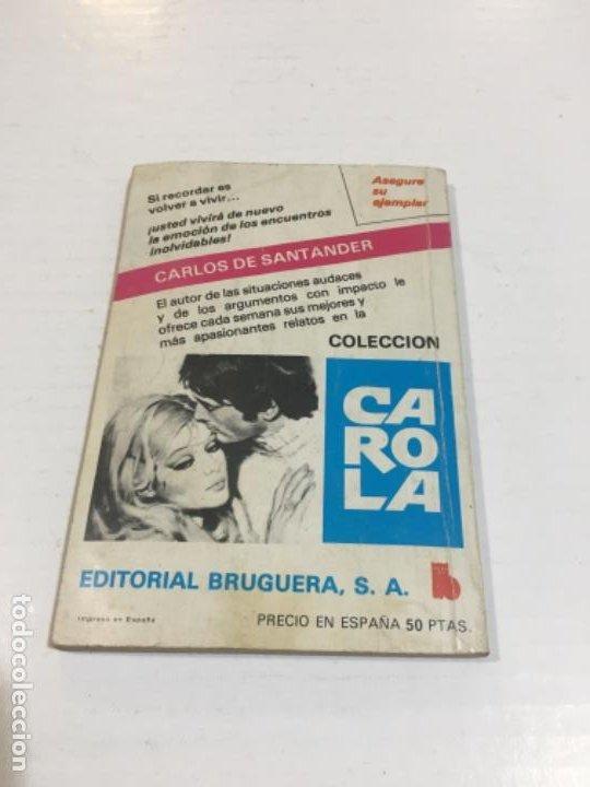 Cómics: CORIN TELLADO SILVIA NO ME IMPORTA LO QUE SEAS BOLSILIBROS BRUGUERA AMOR - Foto 2 - 214299788