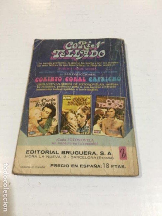 Cómics: CORIN TELLADO SILVIA DÉJAME CONTÁRTELO BOLSILIBROS BRUGUERA AMOR - Foto 2 - 214299865