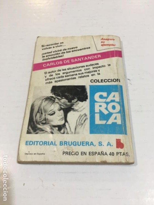 Cómics: CORIN TELLADO CORAL CUMPLÍ MI CONDENA BOLSILIBROS BRUGUERA AMOR - Foto 2 - 214299892