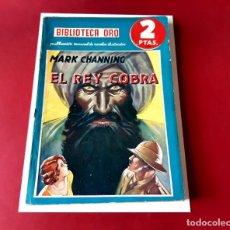 Cómics: BIBLIOTECA ORO SERIE AZUL Nº 50 - EDI. MOLINO 1939 -1º EDICION. Lote 215332957