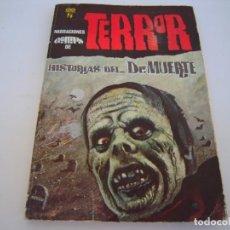 Cómics: TERROR HISTORIAS DEL DR. MUERTE Nº 2. Lote 217010685