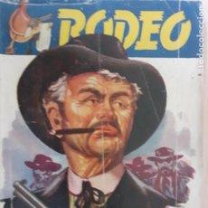 Comics : COLECCIÓN RODEO Nº 357. RUFIANES DEL GRAN SENDERO. N. MIRANDA. EDITORIAL CIES. Lote 218830507
