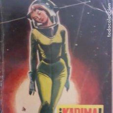 Comics : LUCHADORES DEL ESPACIO Nº 125. KARIMA. PROFESOR HASLEY. VALENCIANA 1958. Lote 218830732