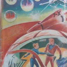Comics : LUCHADORES DEL ESPACIO Nº 91. POLIZÓN EN EL ESPACIO. EDWARD WHEEL. VALENCIANA 1961. Lote 218830972