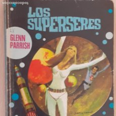 Comics : LA CONQUISTA DEL ESPACIO Nº 8. LOS SUPERSERES. GLENN PARRISH. BRUGUERA 1970. Lote 218902371