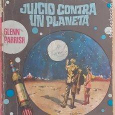 Comics : LA CONQUISTA DEL ESPACIO Nº 31. JUICIO CONTRA UN PLANETA. GLENN PARRISH. BRUGUERA 1971. Lote 218902690
