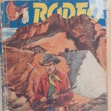 Cómics: COLECCIÓN RODEO Nº 343. UN DESESPERADO. W. MARTYN. EDITORIAL CIES. Lote 218905625