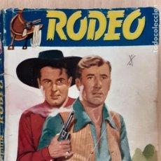 Comics : COLECCIÓN RODEO Nº 64. LEGIÓN DE FORAGIDOS. N. MIRANDA. EDITORIAL CIES. Lote 218906296
