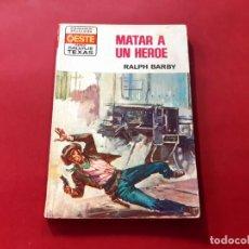 Cómics: NOVELA DEL OESTE -BUEN ESTADO. Lote 219316328