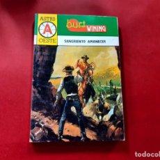 Cómics: NOVELA DEL OESTE -BUEN ESTADO. Lote 219316550