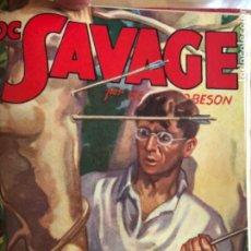 Cómics: DOC SAVAGE- LIBROS ENCUADERNADOS. Lote 219538011