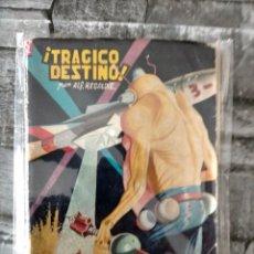 Cómics: COLECCION LUCHADORES DEL ESPACIO EDITORIAL VALENCIANA ALF.REGALDIE Nº21 !TRAGICO DESTINO. Lote 219887845