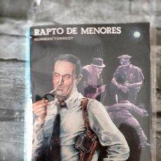 Cómics: RAPTO DE MENORES NUMERO 11 NORMAN FORREST POLICIACA. Lote 219888635