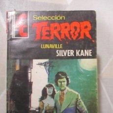 Cómics: SILVER KANE, LUNAVILLE, SELECCION TERROR Nº 207, BRUGUERA BOLSILIBRO HORROR. Lote 221108356