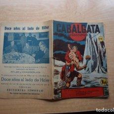 Cómics: CABALGATA - SELECCIONES NUMERO 4 - ORIGINAL - EDITORIAL SIMBOLO -. Lote 221249663