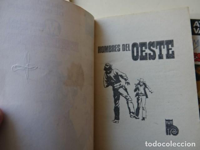 Cómics: Lote 3 Marcial Lafuente Estefanía Grupo canallas Atención vais morir Hecho para horca Oeste Bruguera - Foto 8 - 221281631