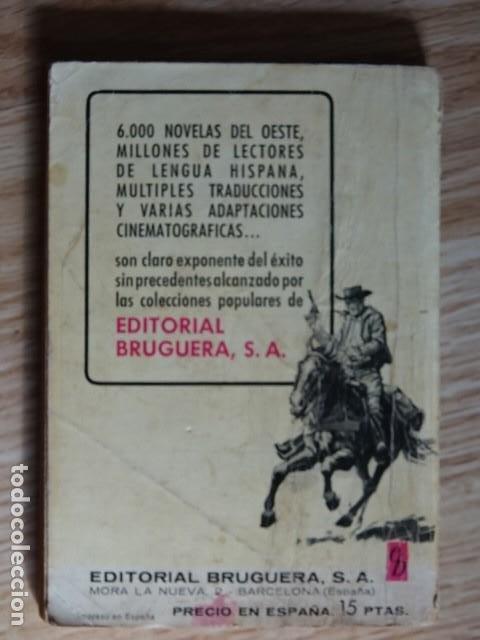 Cómics: Marcial Lafuente Estefanía El juez de Tombstone Oeste legendario 340 Bolsilibros Bruguera año 1974 - Foto 2 - 221359600