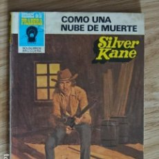 Cómics: COMO UNA NUBE DE MUERTE SILVER KANE HÉROES DE LA PRADERA OESTE BOLSILIBROS BRUGUERA Nº 677 AÑO 1983. Lote 221454995