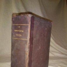 Cómics: LA MASCARA ROJA - AÑO 1920 - EDICION COMPLETA 48 NUMEROS - ILUSTRADOS.. Lote 221655861
