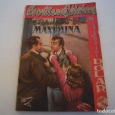 Cómics: MAXIMINA TOMO II ESCRITORES CELEBRES. Lote 222236750