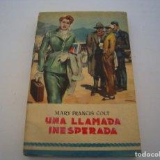 Cómics: UNA LLAMADA INESPERADA. Lote 222236853
