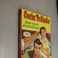 Cómics: IRENE TIENTA AL MISÁNTROPO / CORÍN TELLADO / COLECCIÓN CORAL Nº 39 / BRUGUERA 1ª EDICIÓN 1957. Lote 222586966