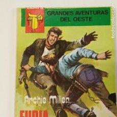 Cómics: FURIA DESENCADENADA / ARCHIE MILLER / TAMPA Nº 2 / ANTALBE. Lote 222588847