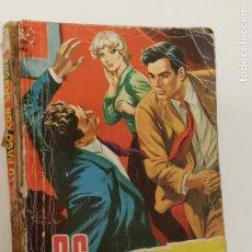 Cómics: LO PAGÓ CON SANGRE / KEITH LUGER / SERVICIO SECRETO Nº 455 / BRUGUERA 1ª EDICIÓN 1959. Lote 222590128