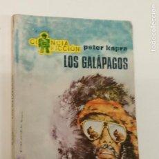 Cómics: LOS GALÁPAGOS / PETER KAPRA / CIENCIA FICCIÓN Nº 13 / TORAY 1968. Lote 222592135